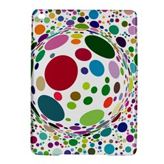 Color Balls Ipad Air 2 Hardshell Cases by AnjaniArt