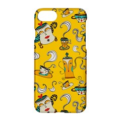 Caffe Break Tea Apple Iphone 7 Hardshell Case