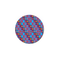 Batik Golf Ball Marker (10 Pack) by AnjaniArt