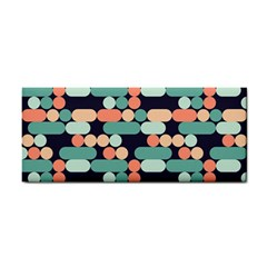 Coral Mint Color Style Cosmetic Storage Cases by AnjaniArt