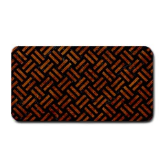 WOV2 BK-BR MARBLE Medium Bar Mats by trendistuff