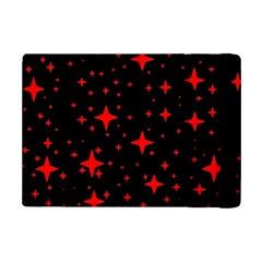 Bright Red Stars In Space Ipad Mini 2 Flip Cases by Costasonlineshop