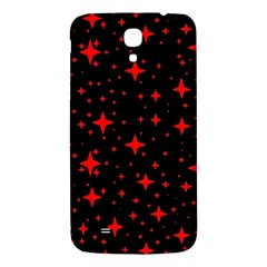 Bright Red Stars In Space Samsung Galaxy Mega I9200 Hardshell Back Case