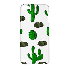 Cactuses 3 Apple Ipod Touch 5 Hardshell Case by Valentinaart
