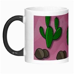 Cactuses 2 Morph Mugs by Valentinaart
