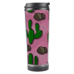 Cactuses 2 Travel Tumbler by Valentinaart