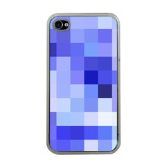 Pixie Blue Apple Iphone 4 Case (clear) by designsbyamerianna