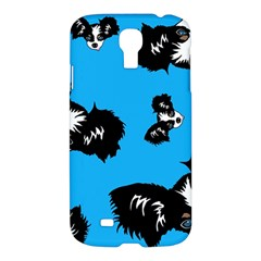 Cute Face Dog Funny Detective Samsung Galaxy S4 I9500/i9505 Hardshell Case by AnjaniArt