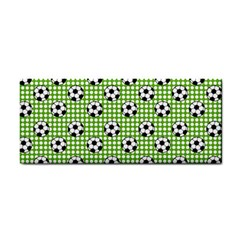 Green Ball Cosmetic Storage Cases by AnjaniArt