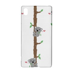 Koala Pattern Sony Xperia Z3+ by AnjaniArt