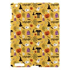 Halloween Pattern Apple Ipad 3/4 Hardshell Case by AnjaniArt