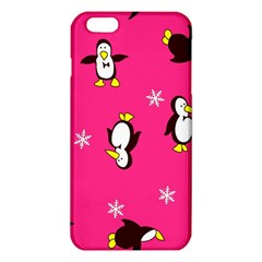 Penguin Iphone 6 Plus/6s Plus Tpu Case by AnjaniArt