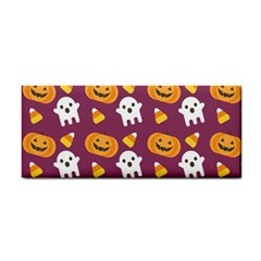 Pumpkin Ghost Canddy Helloween Cosmetic Storage Cases by AnjaniArt