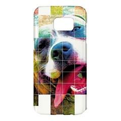 Layla Merch Samsung Galaxy S7 Edge Hardshell Case