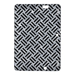 Woven2 Black Marble & Gray Marble (r) Kindle Fire Hdx 8 9  Hardshell Case by trendistuff