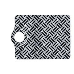 Woven2 Black Marble & Gray Marble (r) Kindle Fire Hd (2013) Flip 360 Case by trendistuff
