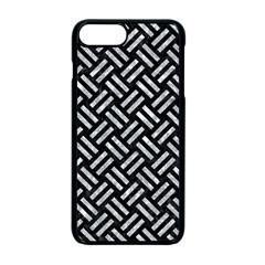 WOV2 BK-GY MARBLE Apple iPhone 7 Plus Seamless Case (Black) by trendistuff
