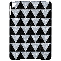 Triangle2 Black Marble & Gray Marble Apple Ipad Pro 9 7   Hardshell Case by trendistuff