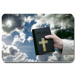 Holy Bible  Doormat Format: Set Matching  Doormat Template s Product - Large Doormat