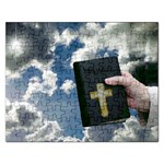 Puzzle formatted Holy Bible :   Puzzle - Jigsaw Puzzle (Rectangular)