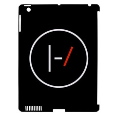 Twenty One Pilots Band Logo Apple Ipad 3/4 Hardshell Case (compatible With Smart Cover) by Onesevenart