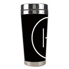 Twenty One Pilots Band Logo Stainless Steel Travel Tumblers by Onesevenart