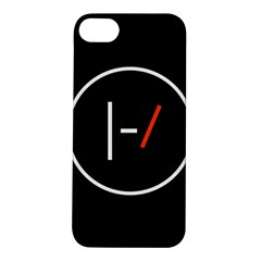 Twenty One Pilots Band Logo Apple Iphone 5s/ Se Hardshell Case by Onesevenart
