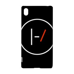 Twenty One Pilots Band Logo Sony Xperia Z3+ by Onesevenart