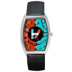 Twenty One Pilots  Barrel Style Metal Watch by Onesevenart