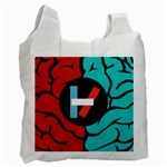 Twenty One Pilots  Recycle Bag (Two Side)