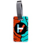 Twenty One Pilots  Luggage Tags (Two Sides)