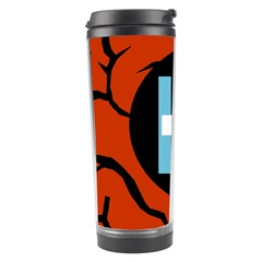 Twenty One Pilots  Travel Tumbler by Onesevenart