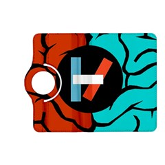 Twenty One Pilots  Kindle Fire Hd (2013) Flip 360 Case by Onesevenart