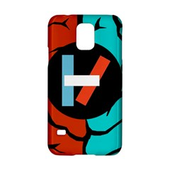 Twenty One Pilots  Samsung Galaxy S5 Hardshell Case  by Onesevenart