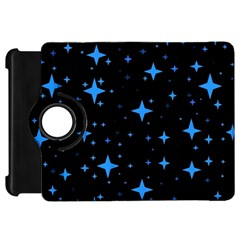 Bright Blue  Stars In Space Kindle Fire Hd 7