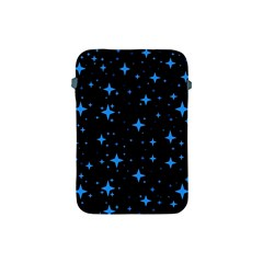 Bright Blue  Stars In Space Apple Ipad Mini Protective Soft Cases