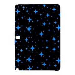 Bright Blue  Stars In Space Samsung Galaxy Tab Pro 12 2 Hardshell Case