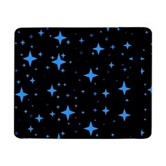 Bright Blue  Stars In Space Samsung Galaxy Tab Pro 8 4  Flip Case