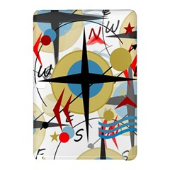 Compass 4 Samsung Galaxy Tab Pro 12 2 Hardshell Case by Valentinaart