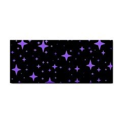 Bright Purple   Stars In Space Cosmetic Storage Cases by Costasonlineshop