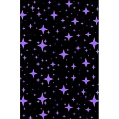 Bright Purple   Stars In Space 5 5  X 8 5  Notebooks