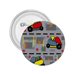 Toy Cars 2 25  Buttons by Valentinaart