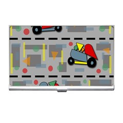 Toy Cars Business Card Holders by Valentinaart