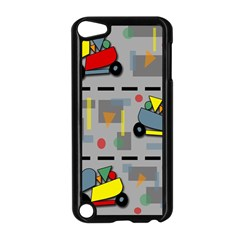 Toy Cars Apple Ipod Touch 5 Case (black) by Valentinaart