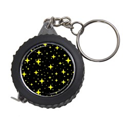 Bright Yellow   Stars In Space Measuring Tapes by Costasonlineshop