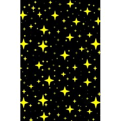 Bright Yellow   Stars In Space 5 5  X 8 5  Notebooks