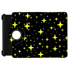 Bright Yellow   Stars In Space Kindle Fire Hd 7