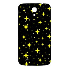 Bright Yellow   Stars In Space Samsung Galaxy Mega I9200 Hardshell Back Case by Costasonlineshop