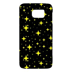 Bright Yellow   Stars In Space Galaxy S6 by Costasonlineshop