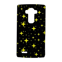 Bright Yellow   Stars In Space Lg G4 Hardshell Case by Costasonlineshop